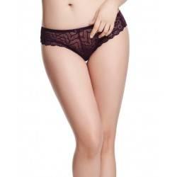 Calzón Bikini Básico Encaje